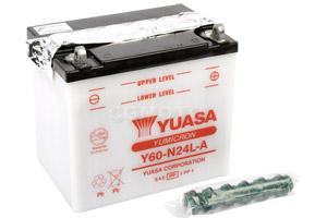 batterie Y60-N24L-A L 185mm W 125mm H 176mm