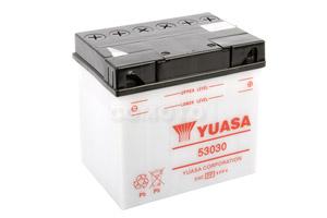batterie 53030 L 187mm W 130mm H 170mm