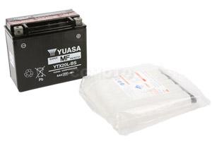 batterie YTX20L-BS L 175mm W 87mm H 155mm