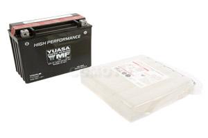batterie YTX24HL-BS L 205mm W 90mm H 162mm
