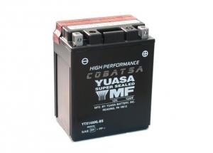 batterie YTX14AHL-BS L 134mm W 89mm H 166mm