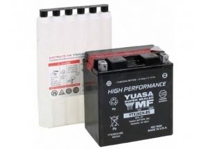 batterie YTX20CH-BS L 150mm W 87mm H 161mm