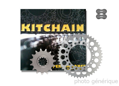 Kit chaine Derbi Senda 50 L/Sm