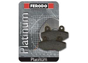 Plaquette de frein Organique Platinum Route/Off Road