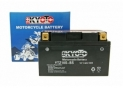 batterie YTZ10S-BS L 150mm W 87mm H 93mm