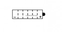 batterie Y60-N24AL-B L 185mm W 125mm H 176mm