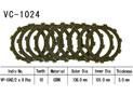 Kit Disques d'Embrayage Garnis Cbr900 Rr 2000/2001 Gsx-R600 1997/2002